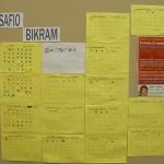 Bikram Yoga Buenos Aires Challenge Board
