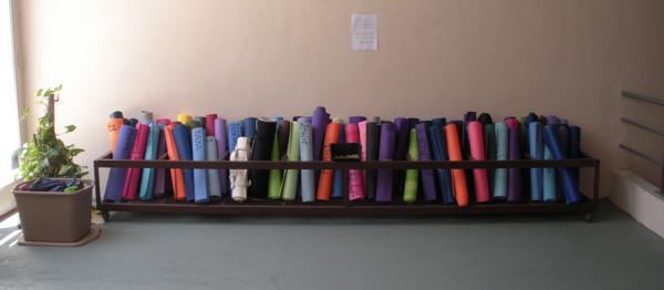 Bikram Yoga Buenos Aires Mat Box