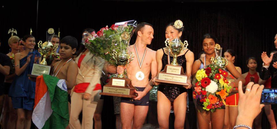 2012 International Yoga Asana Championship