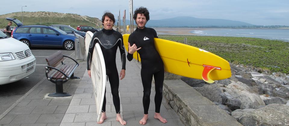 Surf, Seaweed, Rebuild