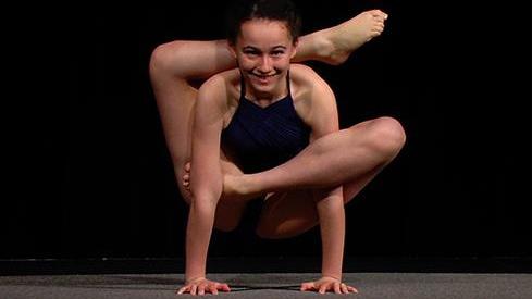 Australian Yoga Asana Championship 2013