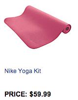 Amart Nike Yoga Kit