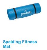 BigW Spalding Fitness Mat